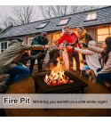 Best Outdoor Fire Pit for Wood 32