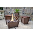 Groovebox Fire Pit | 24