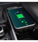 Bigking Wireless Charger, 15W Wireless Charger Charging Plate Induction Fit for S60/V60/XC60/S90/V90/XC90